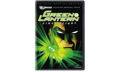 Green Lantern: First Flight: Special Edition (DVD) 321daf8b-1d19-4249-9ef3-e57eb061f8eb