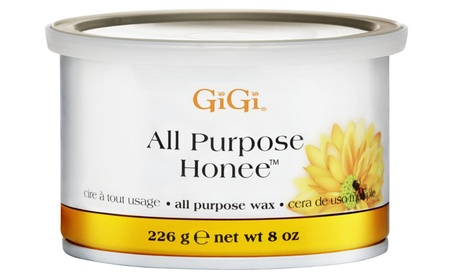 Gigi Wax 0320 All Purpose Honey 8 Oz f0bca13c-e796-4150-9423-a42589fa5781