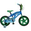 """StinkyKids Trouble-Maker Kid's Bike, 16"""" wheels, 11"""" frame, Blue"""
