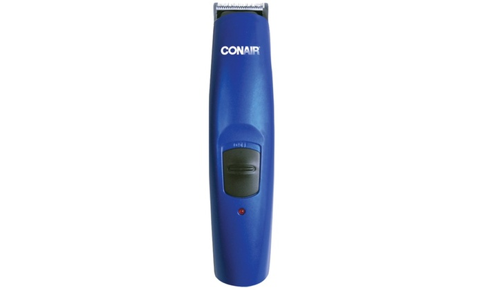 conair all in one beard and mustache trimmer groupon. Black Bedroom Furniture Sets. Home Design Ideas