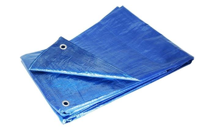 Blue Tarp