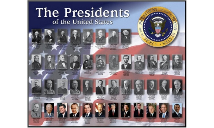 Groupon Goods: The Presidents