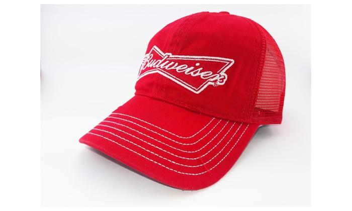29ba0b807e2e5 CAP Budweiser Snapback One Size