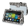 Insten Zebra Stand Leather Case For Kindle Fire HD 7 2nd Gen 2013