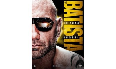 WWE: Batista: The Animal Unleashed (3-Disc)(DVD) 38316dfe-06bf-44fc-b46f-a3136b9cd959