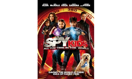 Spy Kids 4 DVD 7688af04-ee54-4a6c-9cd2-a4b3bfece86f