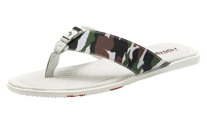 DPN Men's Reef Rover Flip-Flop Slippers Thong Sandal