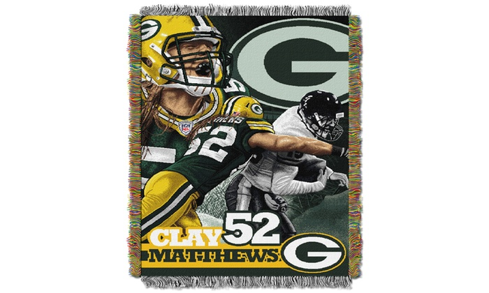 NFL 051 Clay Matthews - Packers Player