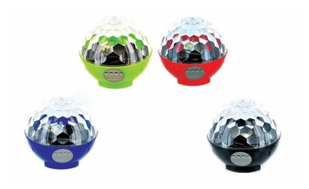 COLORFUL BLUETOOTH DISCO PARTY SPEAKER