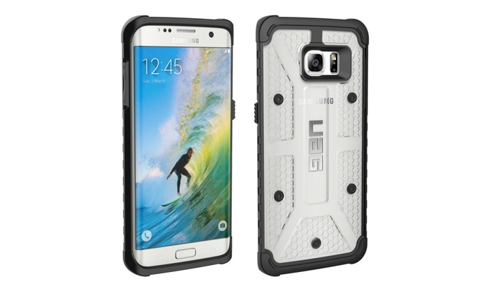 best service f1a40 bd141 Samsung Galaxy S7 EDGE Urban Armor Gear Ice Prism | Groupon