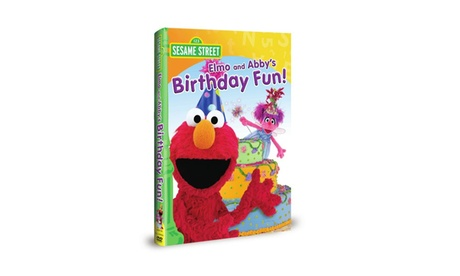 Elmo and Abby's Birthday Fun! (DVD) 7033d66e-9f94-4317-ad71-a589562bf3be
