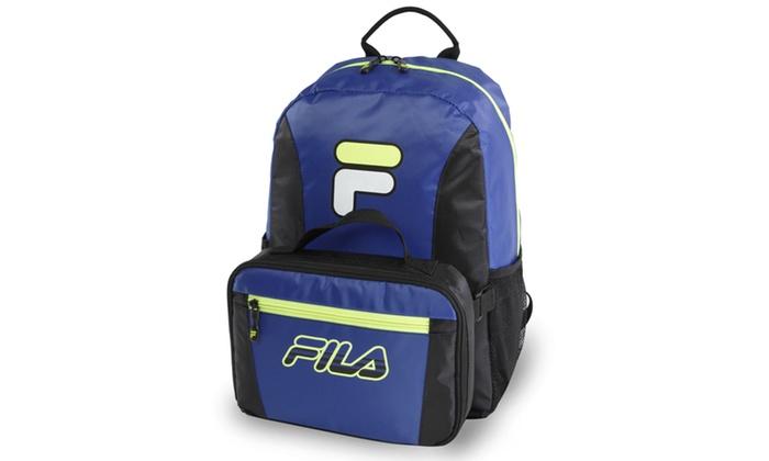 Fila Kids Noontide Lunch Bag Bundle for Boys and Girls Backpack ... de4129a81bbd0