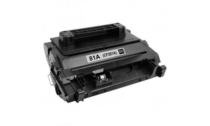 HP Toner TH-CF281A (10500 pages) (Single Cartridge)
