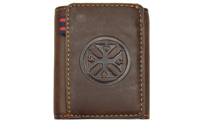 Men's Fashion Wallet WLT-KC734BN in Brown