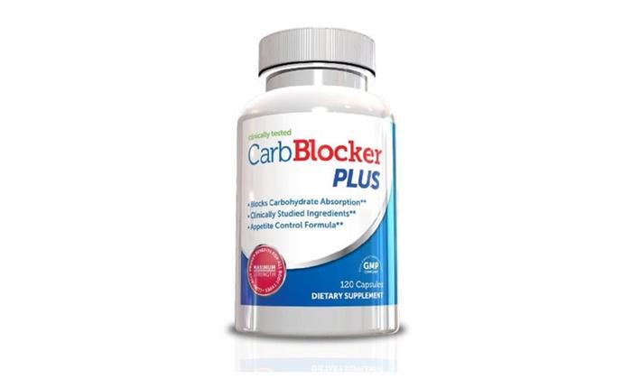 Buy It Now : Carb Blocker & Appetite Suppressant, 120 Capsules