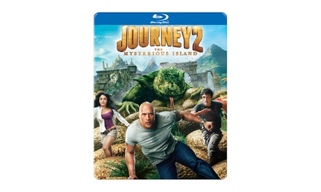 Journey 2: The Mysterious Island (BD) Steelbook 018034b4-4345-436d-ac8c-810f028cc465
