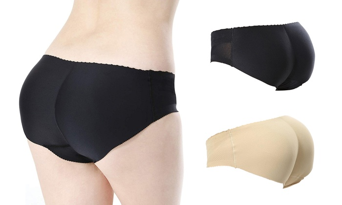 08001b15f117 Up To 61% Off on Women Padded Panties Butt Hip... | Groupon Goods