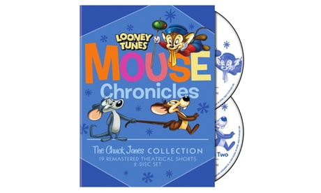 Looney Tunes The Chuck Jones Collection Mouse Chronicles (DVD) 9377193e-0ca4-4eea-b9e2-212aa5cadfca