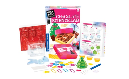 Thames & Kosmos Chocolate Science Lab 4a577b63-22f1-45b8-9b20-83e497d2d014