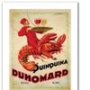 'Quinquina Duhomard' Canvas Rolled Art