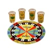 Shot Glass Board Game Set & Great for Parties and Entertaining