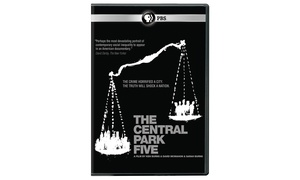Ken Burns: The Central Park Five DVD