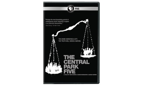 Ken Burns: The Central Park Five DVD 6d929e0e-f1c2-4d94-865e-5f8d4d16fbba