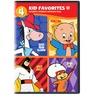 4 Kid Favorites: Saturday Morning Cartoons: 1960's