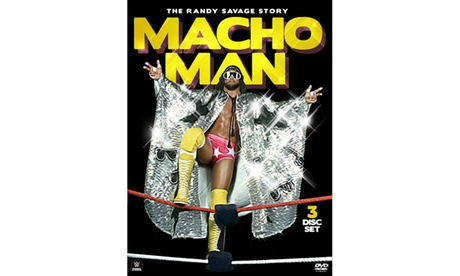 WWE: Randy Savage Story, The (DVD) c92a7097-3a7c-4a03-9143-6046e0e9fd65