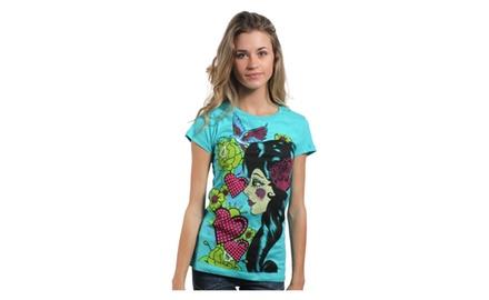 Model Icon T Shirt