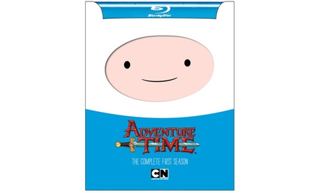 Cartoon Network: Adventure Time The Complete First Season (Blu-ray) e32d472b-189b-4701-b125-b4180e3c7ae9