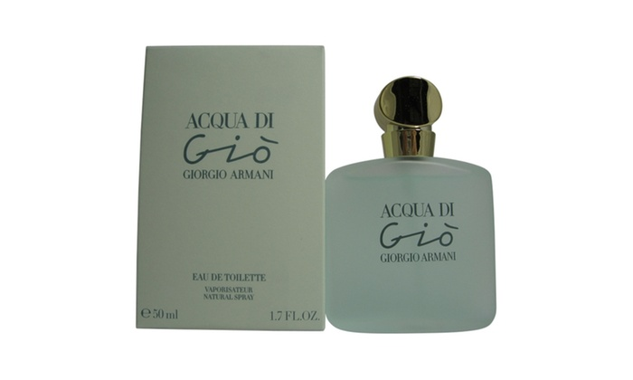 Acqua Di Gio For Women By Giorgio Armani Eau De Toilette Spray 17