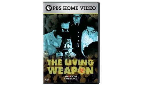 American Experience: The Living Weapon DVD d3497a38-22e7-4e13-81b4-e192d4c1a45f
