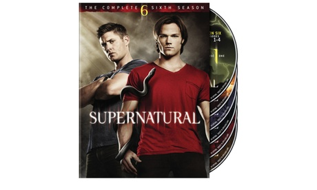 Supernatural: The Complete Sixth Season 8875a6ef-4d7d-45ab-85be-203526540b37