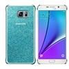 Original Samsung Protective Glitter Case For Galaxy Note 5 Blue/Green