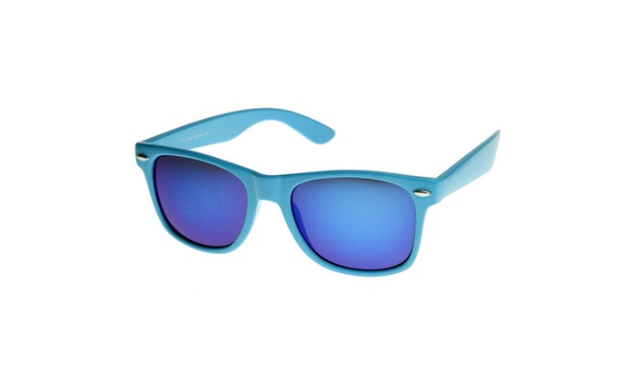 MLC Eyewear 'Abary' Retro Square Fashion Sunglasses