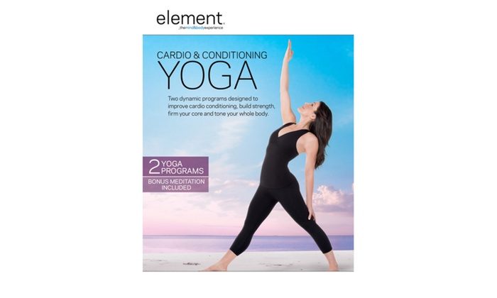 Element: Cardio Conditioning Yoga DVD