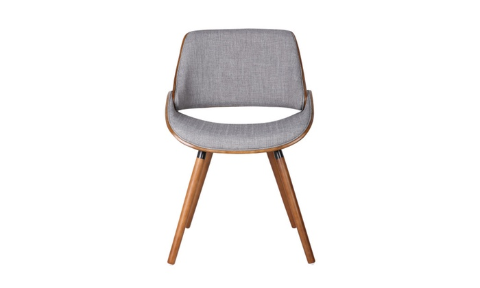 Cool Mid Century Bucket Seat Dining Chair With Splayed Legs Machost Co Dining Chair Design Ideas Machostcouk