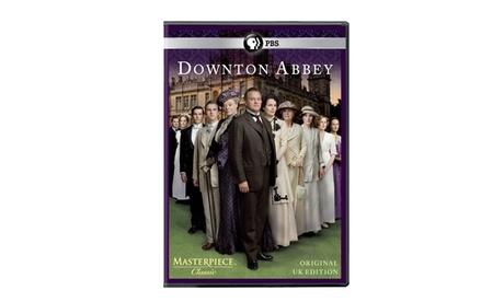 Masterpiece: Downton Abbey Season 1 DVD (U.K. Edition) bf894ed5-023b-4a99-96db-8789ab3afdf1