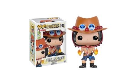 Portgas D. Ace: Funko POP! x One Piece Vinyl Figure 10616635-67b7-4c91-9ef2-d959679d53a8