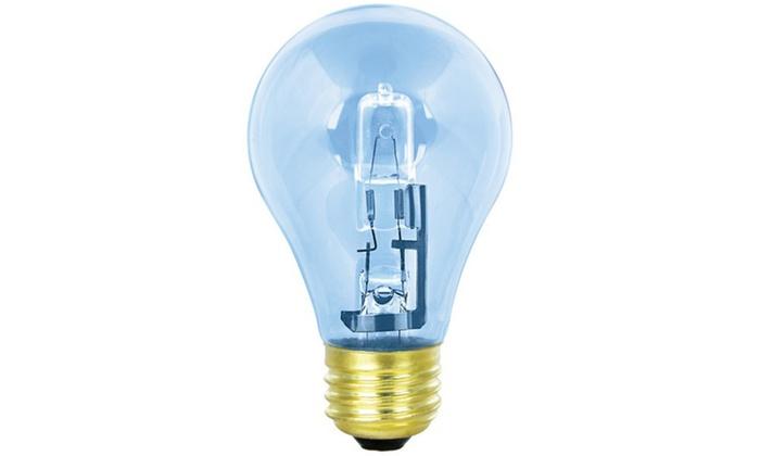 Bulb Hal 72w A19 2pk