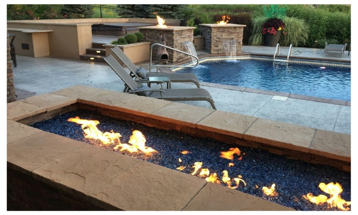 1 4 Quot Fire Glass Dots For Indoor Or Outdoor Fire Pits Or
