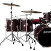 ddrum Reflex Pocket 20 5pc Drum Set - Wine Red Satin