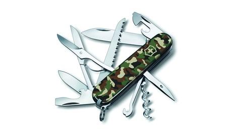 Swiss Army Huntsman Pocket Knife d05bfbba-913b-48e3-afcb-19e083d2cc4b