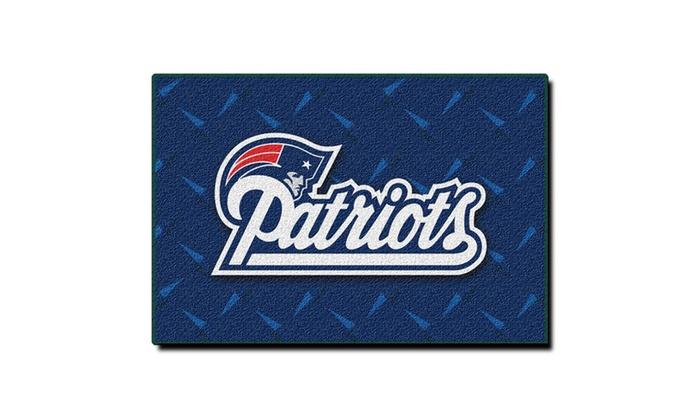 NFL 333 Patriots 20x30 Rug