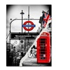 Philippe Hugonnard Westminster Station Canvas Print