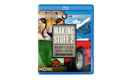 NOVA: Making Stuff 2 Blu-ray 7f2943b6-6275-4842-b86a-d49afb4fc6fc