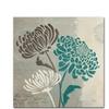 Wellington Studio Chrysanthemums II Canvas Print
