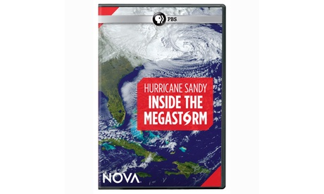 NOVA: Hurricane Sandy: Inside the Megastorm DVD 14cb3bcf-3c42-48bc-a937-09412c73209c