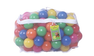 Click N Play Plastic Play Ball Sets